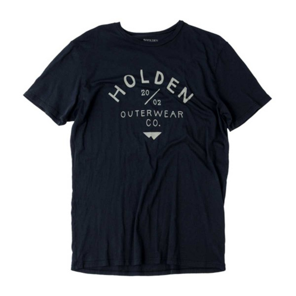 Holden Camp T-Shirt black 17/18