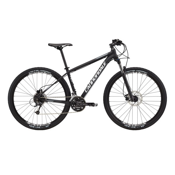 Cannondale Trail 4 bbq 2017