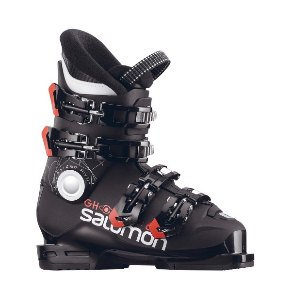 Salomon Ghost 60 T L kids black/orange 18/19