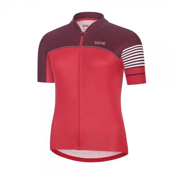 Gore Wear C5 Trikot wms pink/red 2020