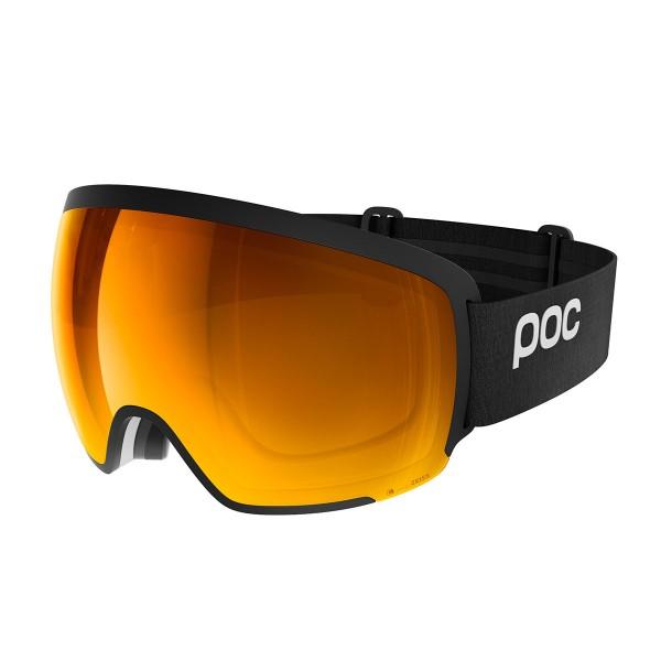 Poc Orb Clarity uranium black/spectris orange