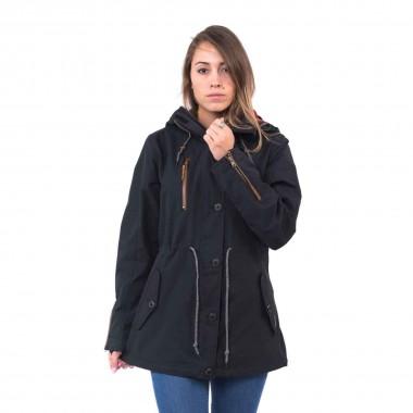 Holden Fishtail Jacket wms black 16/17