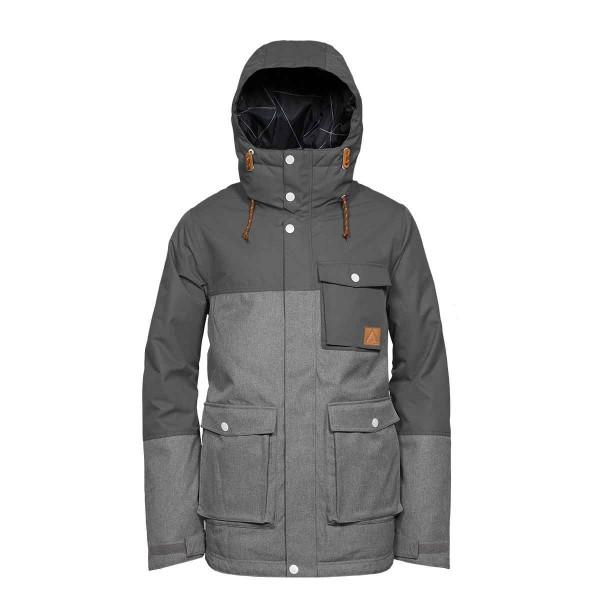 WearColour Horizon Jacket grey melange