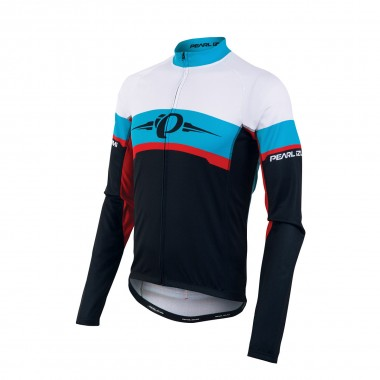 Pearl Izumi Elite Thermal LTD Jersey blueatoll 15/16