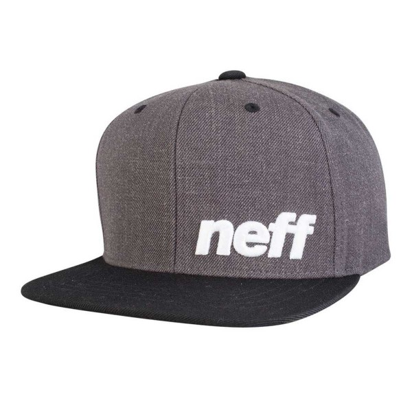 Neff Daily Cap kids grey 2017