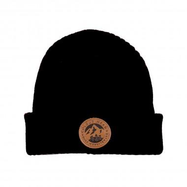 Colour Wear Badge Beanie black 16/17