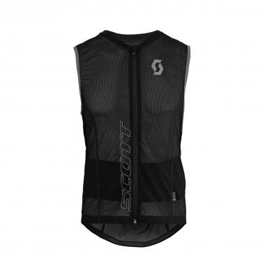 Scott Light Vest Actifit black / grey 15/16