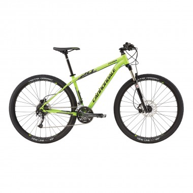 Cannondale Trail 29 4 green 2016
