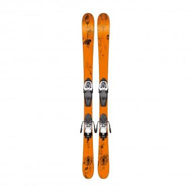 K2 Juvy + Fastrak2 7 Set 16/17