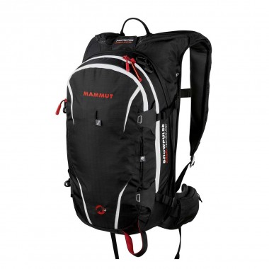 Mammut Ride Protection Airbag 22L black/white 15/16