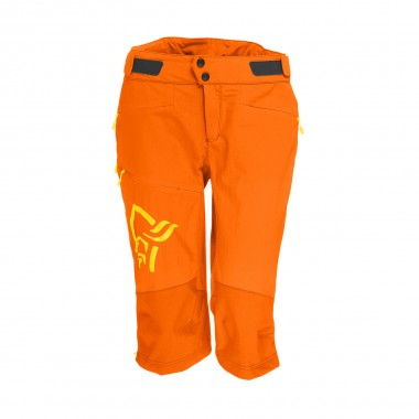 Norrona fjora flex1 Shorts wms pure orange 2016