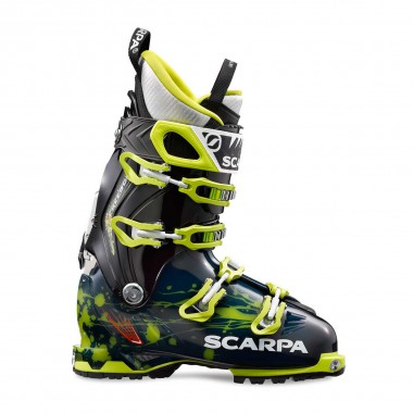 Scarpa Freedom SL ink blue/lime 15/16