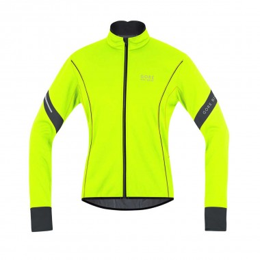 Gore Power 2.0 Soft Shell Jacke neon yellow / black 16/17