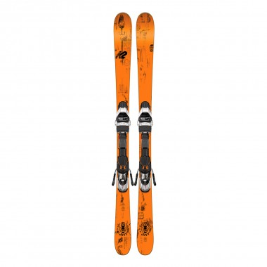 K2 Juvy + Fastrak2 4.5 Set 16/17