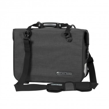 Ortlieb Office Bag QL3.1 L granit/schwarz 2016